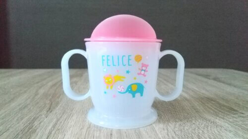 Daiso training cup